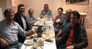 Treffen der Vereinsringvorsitzenden des Frankfurter Westens
