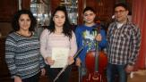 Familie Nazaryan