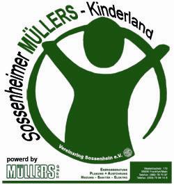Kinderland Logo Sponsor 2008 Firma MÜLLERS GmbH