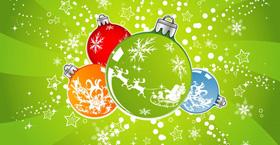 Weihnachtsgr��e 2009