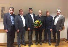 Neuwahl des Vorstandes des Stadtverbandes Frankfurter Vereinsringe