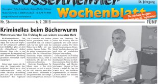 Sossenheimer Bücherwurm