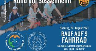 Rauf auf's Fahrrad – Rund um Sossenheim