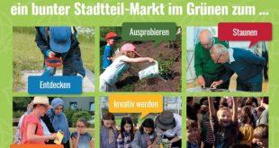"""Stadtteilmarkt """"Sossenheim kann nachhaltig"""""""